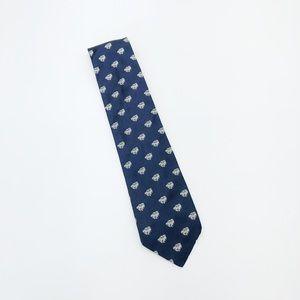 Ermengildo Zegna Silk Tie